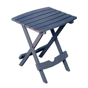 Quik-Fold® Side Table - Assorted Colors