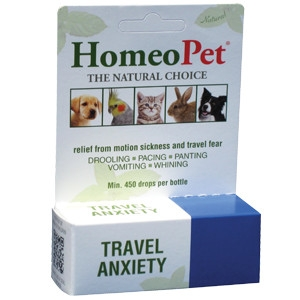 HomeoPet Travel Anxiety 450 Drops