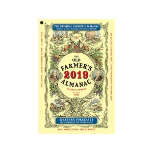 The 2019 Old Farmer's Almanac