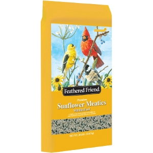 Feathered Friend Sunflower Meaties 30lb $28.99