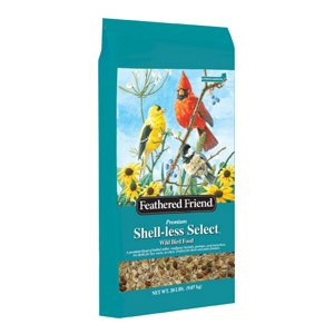 Feathered Friend Shell-less Select 20lb $24.99