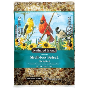 Feathered Friend Shell-less Select 5lb $5.99