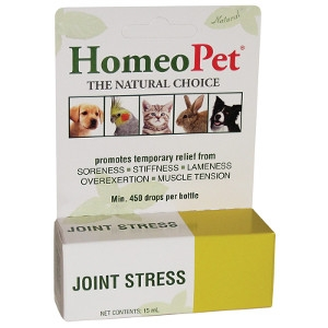 HomeoPet Joint Stress 450 Drops