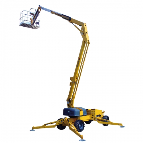 HAULOTTE 45XA SELF PROPELLED BOOM LIFT