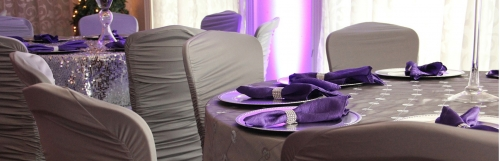 Visit Grand Event Center for all of your wedding rental needs!
