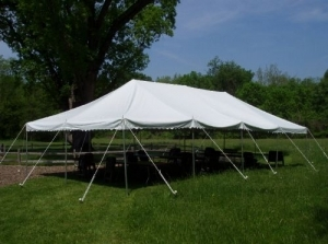 Reserve Your Tents Now!