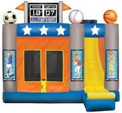 $25 off any 1-Day Bounce House Rental