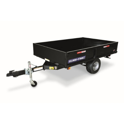 Croft Single Axle Dump Trailer