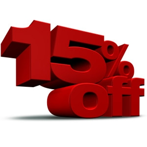 Indoor Projects Special: 15% OFF These Rentals