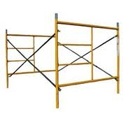 Cross Brace Scaffolding, 5 ft X 4 ft 6