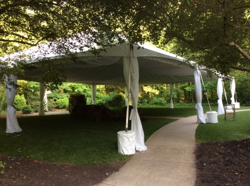 Tent with Liner