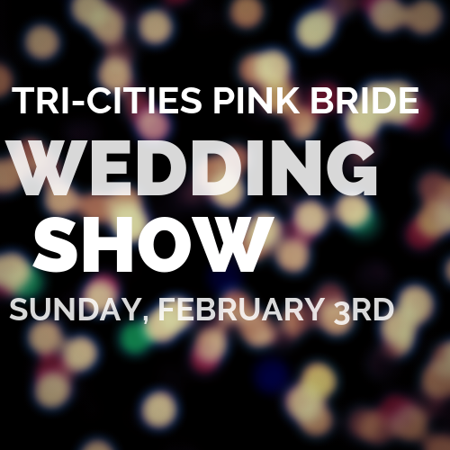 Tri-Cities Pink Bride Wedding Show
