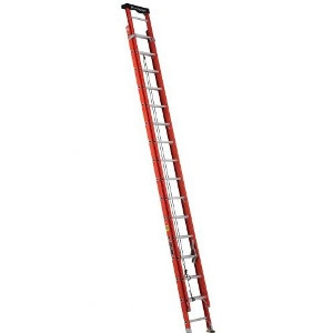 32' Fiberglass Extension Ladder