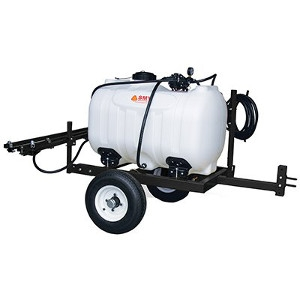 Trailer Boom-Wand Electric Sprayer, 5.3GPM, 60-Gal.