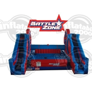 Inflatable 2000 Battle Zone Joust