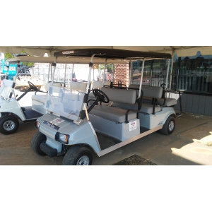 6 Person Gas Club Car