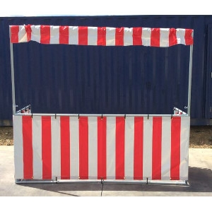 CARNIVAL BOOTH (8' X 3')