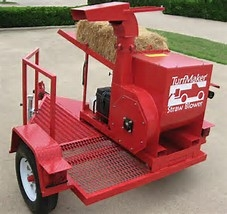 Strawblower Turfmaker