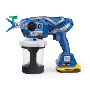 SPRAYER, GRACO ULTRA - CORDLESS, AIRLESS
