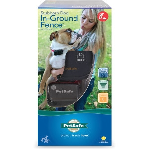 PetSafe  PetSafe, In Ground Electric Stubborn Dog Fence With Collar, Retail Sale Item