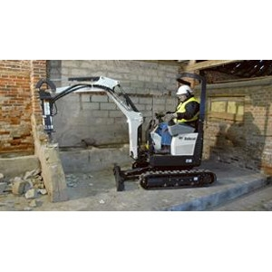 Bobcat E10 Mini Excavator 10.2HP