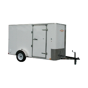 14' Enclosed Cargo Trailer