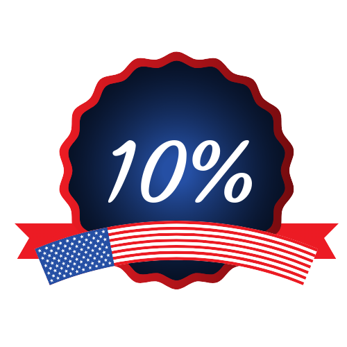 10% Discount for Veterans on Farm & Home Goods