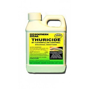THURICIDE® BT Caterpiller Control