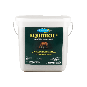 Equitrol® II Feed-Thru Fly Control