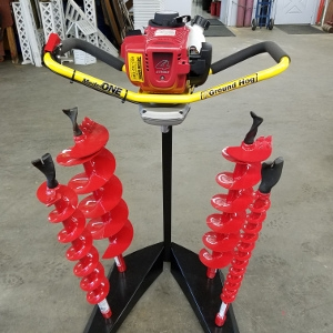 Ground Hog Model One Hole Auger