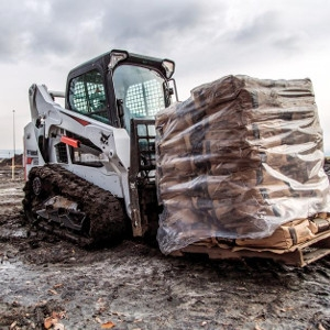 Bobcat T590 Compact Track Loader with Cab