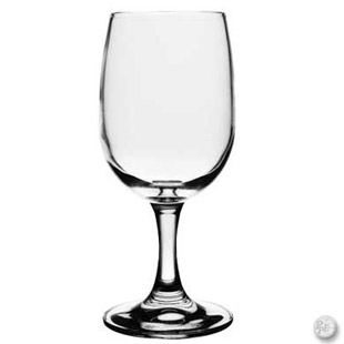 Wine Glass, 8.5oz. white