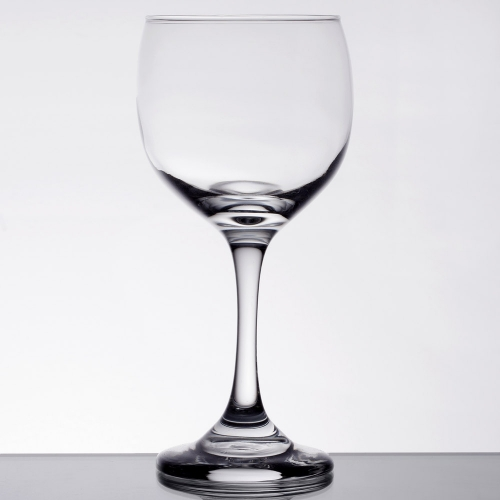 Wine Glass, 12.5 oz. red