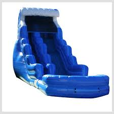 Aqua Tide Wave Water Slide