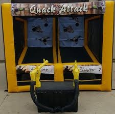 Quack Attack Inflatable Game