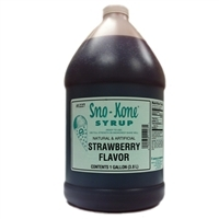Strawberry Sno-Kone Syrup