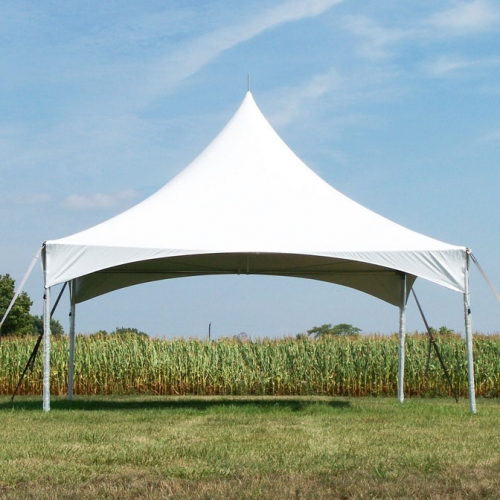 20' X 20' White Marquee Tent