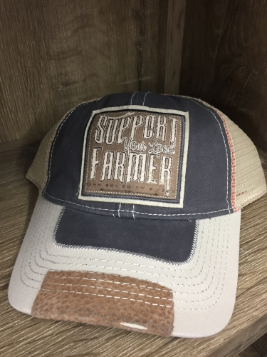 Farm Boy Support your local Farmer Cap