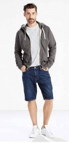 Levi's 541 Athletic Fit Shorts