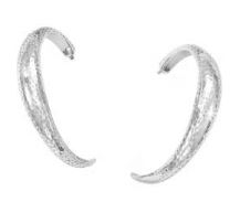 Bilbao Large Hoop Earrings