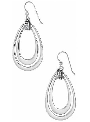 Meridian Swing French Wire Earrings