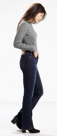 Levi's Slimming Bootcut