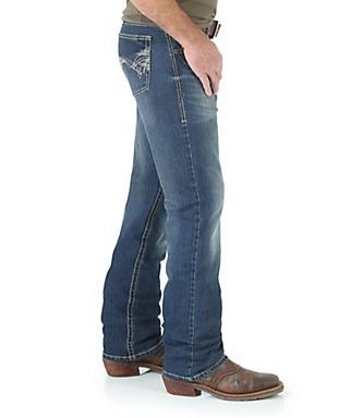 Wrangler Limited Edition No. 42 Vintage Boot Cut Jean