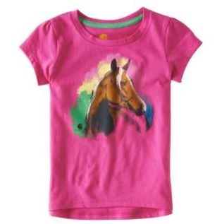 Water Color Horse T-Shirt