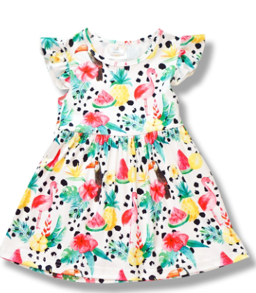 Toddler Casual Dress
