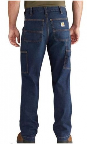 RUGGED FLEX® RELAXED-FIT DUNGAREE JEAN