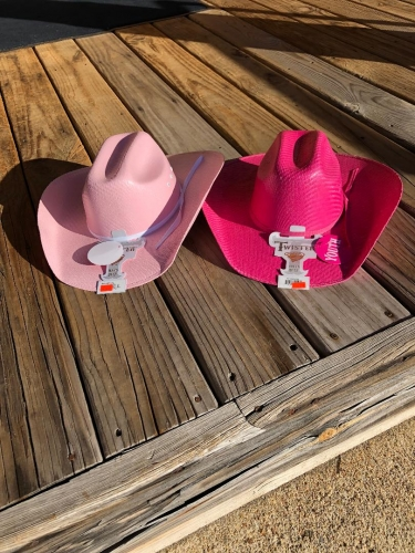 Little Girls Cowboy Hats