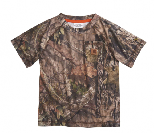 Carhartt Force Camo Tee