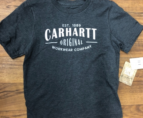 Boys Carhartt Graphic Tee