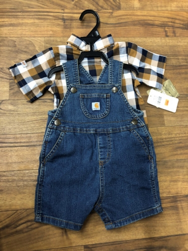 Infant Shortall Set